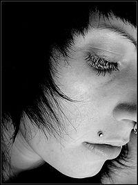 Monroe piercing