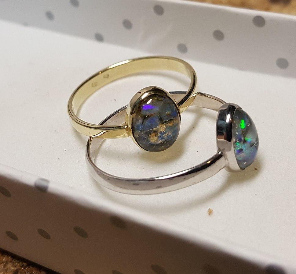 925 silver ring in Bangkok Thailand