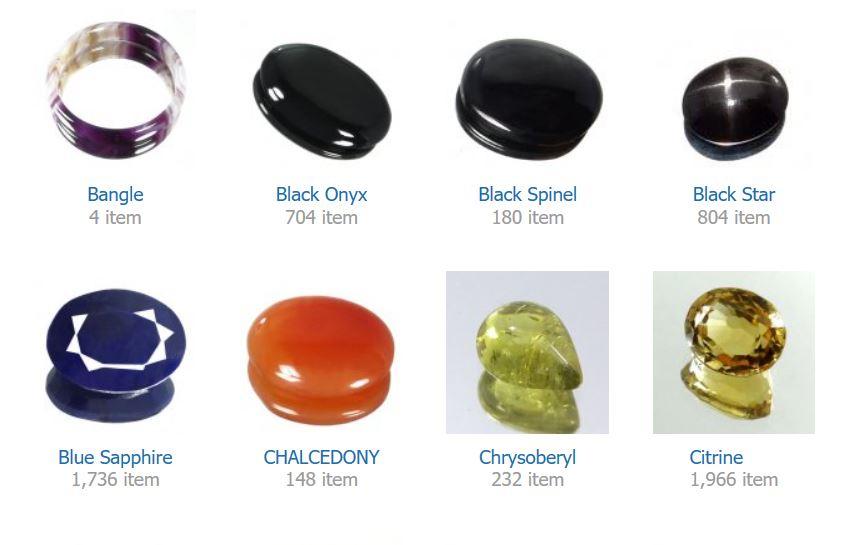 Bangle    Black Onyx    Black Spinel    Black Star    Blue Sapphire    CHALCEDONY    Chrysoberyl    Citrine