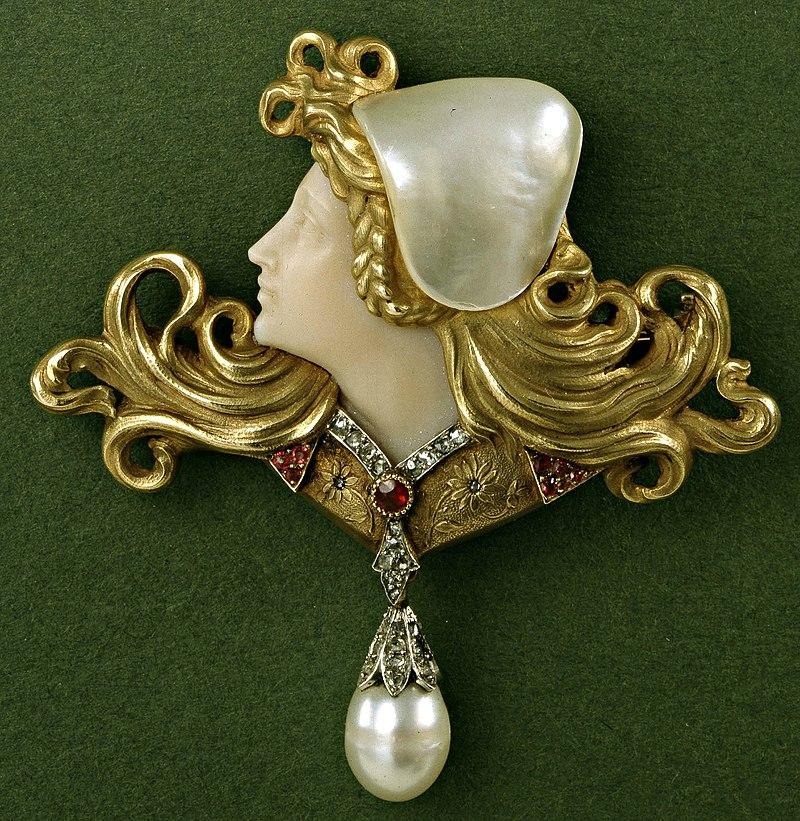 Fashion gold jewelry