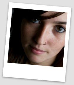 nose ring girl